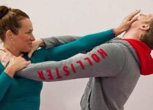 Curso de autodefensa para mujeres