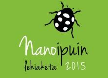 Nanoipuin  lehiaketa  2015