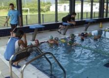 Campus de triatlón para niños/as 2015