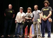Reparto de premios del concurso de microrrelatos