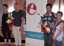 El álbum Munstroek pixa egiten dute ohean ha ganado el Premio Etxepare de 2015