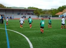 Encuentros de fútbol 8 2015/2016, categoría alevín