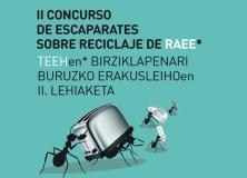 II Concurso de escaparates sobre reciclaje de RAEE