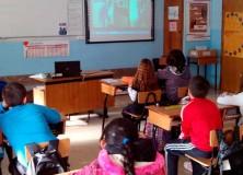 242 escolares en los talleres de gestión de residuos