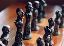 Se ha jugado el campeonato de ajedrez de Sakana