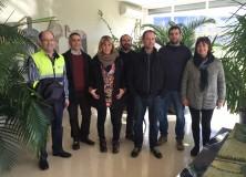 Visita al Centro Tratamiento de Residuos de Góngora