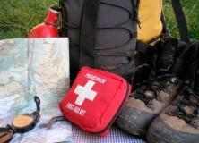 Curso de primeros auxilios en el monte