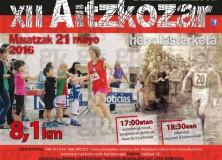 XIII ª Copa de Atletismo de Sakana – Gran Premio Lasa Kirolak