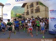 Sigue la Copa de Atletismo de Sakana