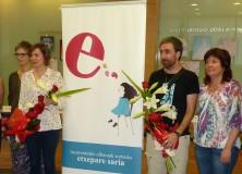 Zerua gris dago recibe el premio Etxepare