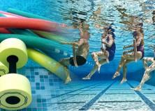 Curso de natación y gimnasia adaptada
