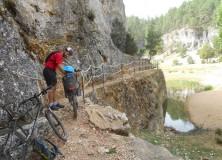 Marcha en bici de montaña al cañon de Rio Lobos
