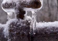 Protege tu instalación de agua ante heladas y bajas temperaturas