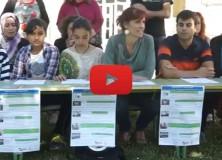 Semana solidaria a favor de las personas refugiadas en Olazagutía
