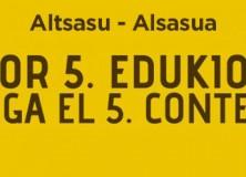 5º contenedor en Alsasua