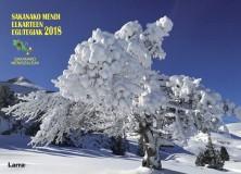 Calendario de salidas de montaña de Sakana