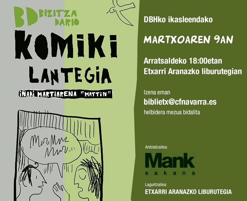komiki lantegia 2018
