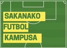 Sakanako  Futbol  Campusa  |  2018