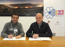 La Mancomunidad de Sakana y la Fundación Nafarroa Oinez firman un acuerdo para la organización de Txikiak Handi