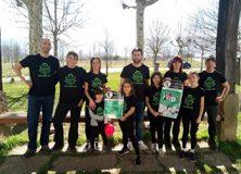 Arbizuko III. Zumbathon solidarioa Asfape elkartearen alde