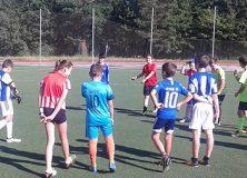 2019ko futbol campusak | Neskak / mutilak