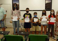 Entrega de premios del primer Concurso Relato Breve Antirumor
