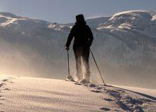 Curso básico de raquetas de nieve el 7 febrero