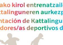 Presentación del nuevo servicio deatención LGTBI+ Kattalingune