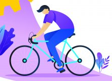 Martxa en bici el 30 de mayo