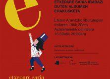Exposición de los álbumes que han ganado el premio Etxepare